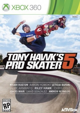 Tony Hawk's Pro Skater 5 (2015/FREEBOOT)