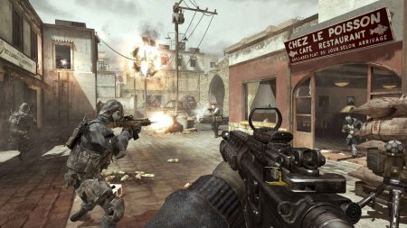 Call of Duty: Modern Warfare 3 Deluxe Edition (2011/FREEBOOT)
