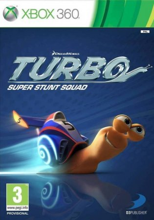 Turbo: Super Stunt Squad (2013/FREEBOOT)