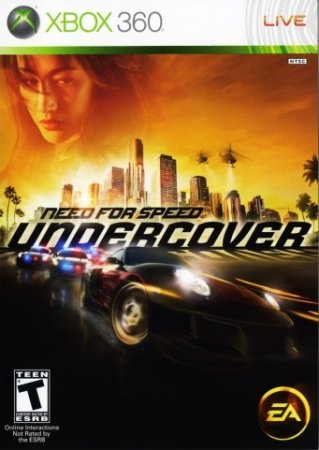 Need for Speed: Undercover (2008/FREEBOOT)