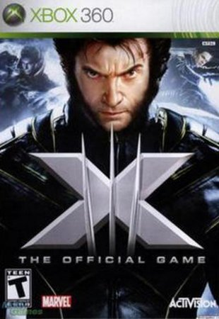 X-Men: The Official Game (2006/FREEBOOT)