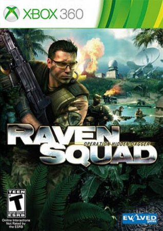 Raven Squad: Operation Hidden Dagger (2009/FREEBOOT)