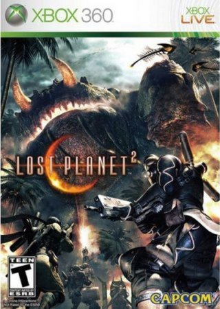 Lost Planet 2 (2010/FREEBOOT)