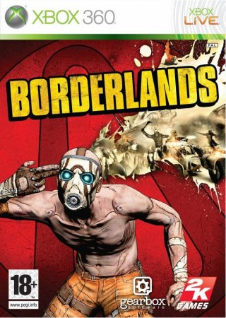 Borderlands (2009/FREEBOOT)