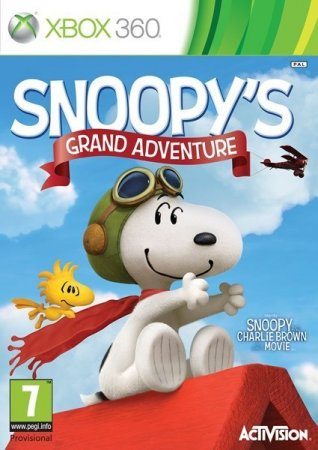 The Peanuts Movie: Snoopy's Grand Adventure (2015/FREEBOOT)