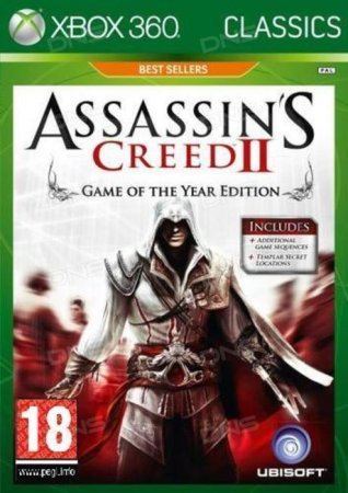Assassin's Creed II: Game of Year Edition (2010/FREEBOOT)
