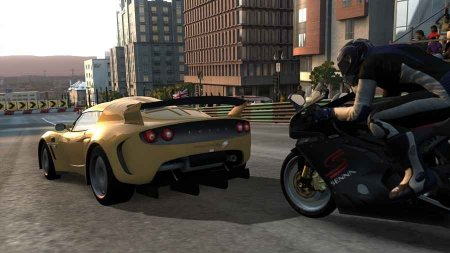 Project Gotham Racing 4 (2007/FREEBOOT)