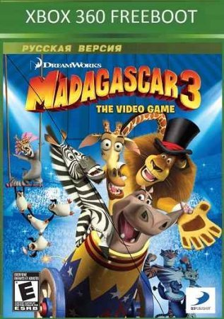 Madagascar 3: The Video Game (2012/FREEBOOT)