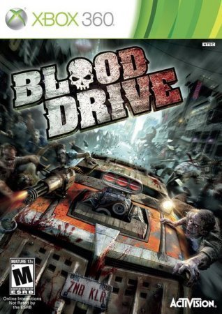 Blood Drive (2010/FREEBOOT)