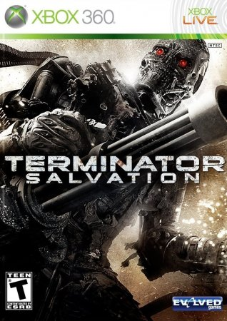 Terminator Salvation The Video Game (2009/FREEBOOT)