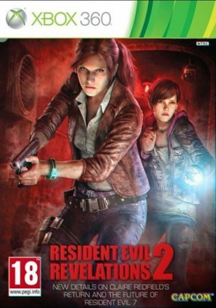 Resident Evil: Revelations 2 (2015/FREEBOOT)