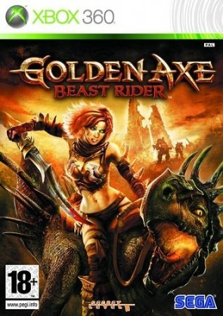 Golden Axe: Beast Rider (2008/FREEBOOT)