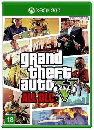 Grand Theft Auto V (2014/FREEBOOT)