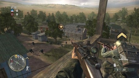 Call of Duty 3 (2006/FREEBOOT)