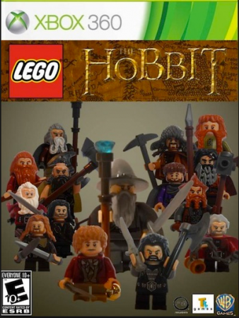 LEGO The Hobbit (2014/FREEBOOT)