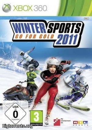 Winter Sports 2011: Go for Gold (2010/FREEBOOT)