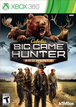 Cabelas Big Game Hunter Pro Hunts (2014/LT+3.0)