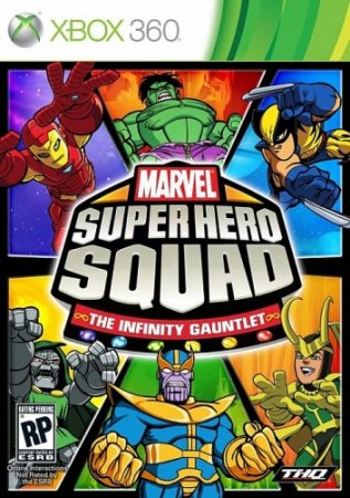 Marvel Super Hero Squad: Infinity Gauntlet (2010/FREEBOOT)
