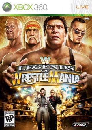 WWE Legends of Wrestlemania (2009/iXtreme)
