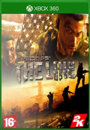 Spec Ops: The Line (2012/LT+3.0)