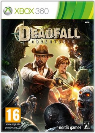 Deadfall Adventures (2013/LT+1.9/LT+2.0/LT+3.0)
