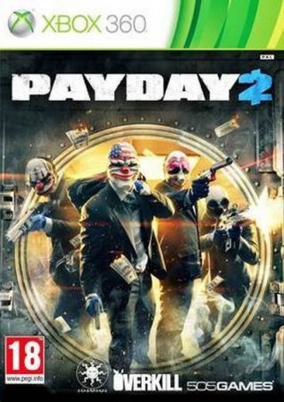 Payday 2 (2013/FREEBOOT)