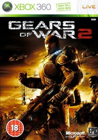 Gears of War 2 (2008/iXtreme)