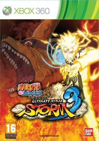 Naruto Shippuden Ultimate Ninja Storm 3 (2013/FREEBOOT)