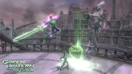 Green Lantern Rise Of The Manhunters (2011/iXtreme)