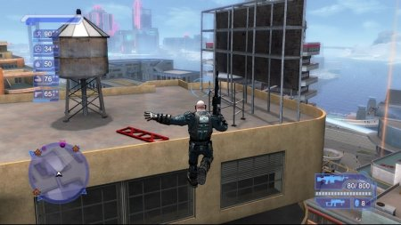 Crackdown (2007/FREEBOOT)
